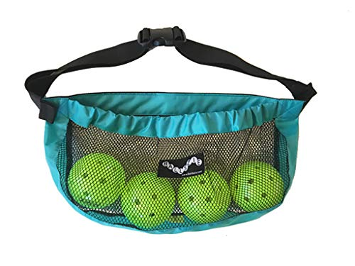 Ballszie - The Utimate Pickle Ball Holder (Turquoise)