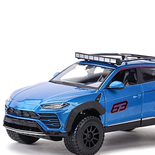 macchinine Giocattolo Bambini 1:24 per Urus Die Cast Vehicles Modello Auto Giocattoli Auto Modello Scala in Lega Diecast