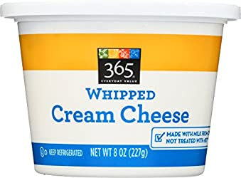 365 Everyday Value, Whipped Cream Cheese, 8 oz