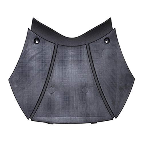 P2R (Motorisã©) carenage trap accu Scoot Passend Sym 50 Mio zwart mat