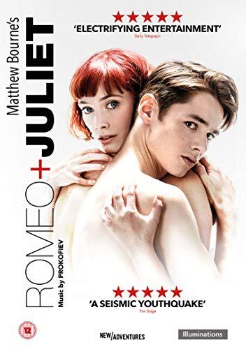 Matthew Bourne s Romeo + Juliet Bluray [Blu-ray]