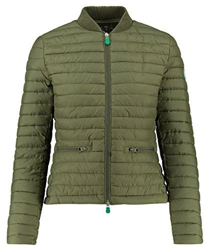 Save The Duck dames gewatteerde jas Recy6 groen (43) 40