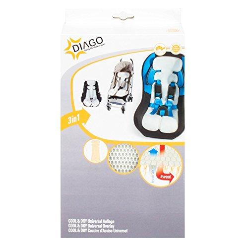 DIAGO 30031.75184 Cool & Dry Universal Auflage