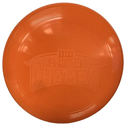Backyard Champs 175g Ultimate Disc, Orange
