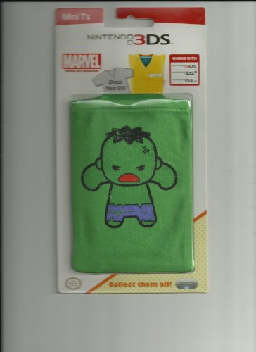 MARVEL T-Shirt Pouch 3DS/DS
