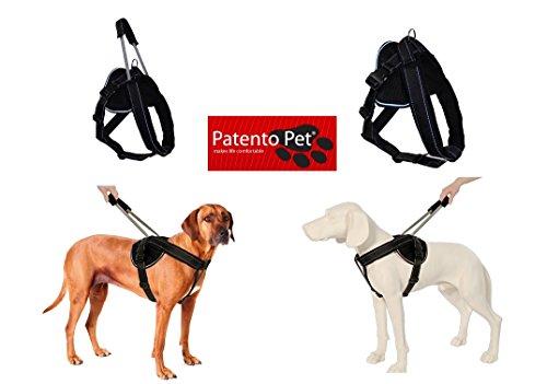 PatentoPet Geschirr - Jockey - XXL