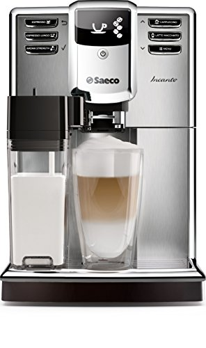 Saeco Espresso Machine Reviews - Saeco Incanto Carafe Super Automatic Espresso Machine