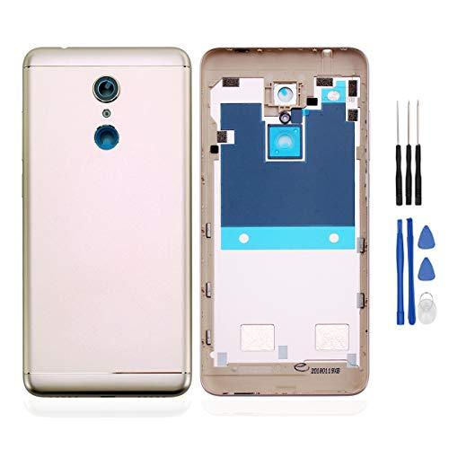 YHX-OU Tapa de batería para smartphone Xiaomi Redmi 5 (dorado)
