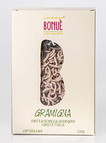 Bonuè Gramigna Timilia – Pasta siciliana, 500 gr
