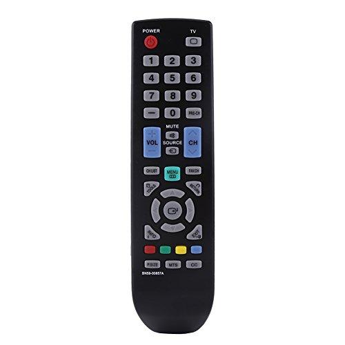 VBESTLIFE Universal Inteligente Mando a Distancia de Repuesto para Samsung BN59 - 00857 Smart TV