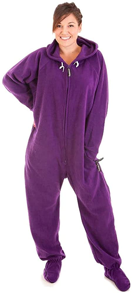 Forever Lazy Footed Adult Onesies fo Popular product Pajama One-Piece Jumpsuits Now on sale