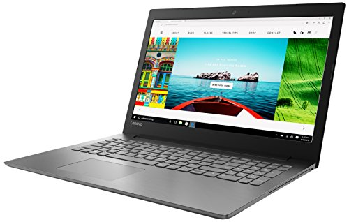 Lenovo Ideapad Portatile con Display da 15.6' HD TN, Processore Intel Pentium N4200, 4 GB di RAM, Scheda Grafica Integrata, Nero