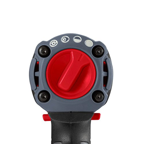 Ingersoll Rand W5132-K12 IQv20 Series Cordless Impactool Kit, 3/8 Inch