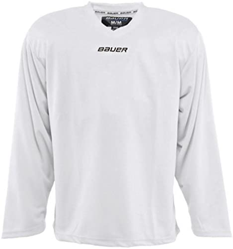 Bauer Core Practice Jersey Youth Tailles (blanc, Medium) by Bauer Hockey