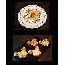 Mickey Mouse Icon Ramekin Set by Le Creuset | shopDisney