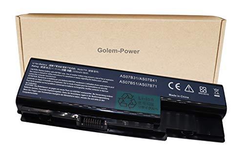 Golem-Power AS07B41 11.1 V 5200 mAh 58 WH Batería de Repuesto del...