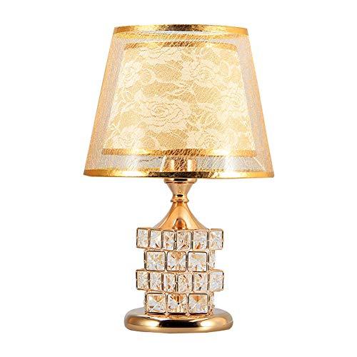 Flashing- Warme romantische kristallen lampen-afstandsbedieningschakelaar, bruilofttafellamp, slaapkamer-nachtkastje, feestelijke bruiloftsruimte, rode lange lamp, 12,3 inch LED-lamp, dimbaar