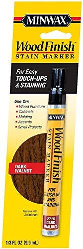 Minwax 63487000 Wood Finish Stain Marker, Dark Walnut-New