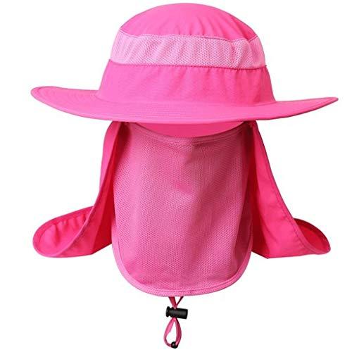 TWDYC GLUTINOUS Playa Sombra Montañismo Deportes al Aire Libre de los Hombres y Las Mujeres Sombreros Sombreros de Sun