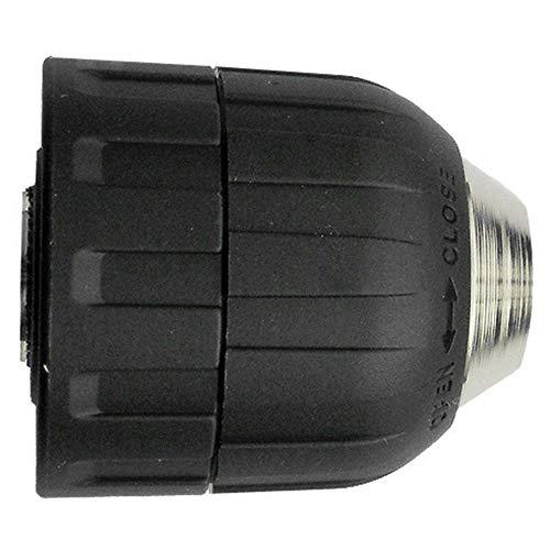 Makita 763180-0 - Portabrocas automatico 3/8' - 24 sistema estandar capacidad de 0.8-10 mm para modelo 6413