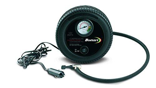 Bottle 24054 autocompressor met manometer en aansluiting 12 V
