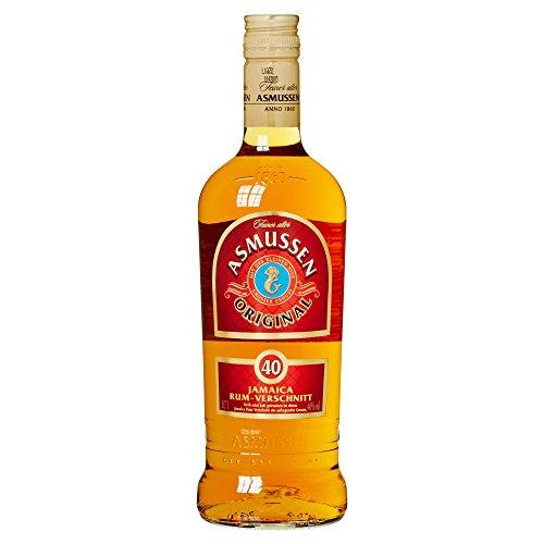 Asmussen Jamaica Rum-Verschnitt, (1 x 0,7 l)