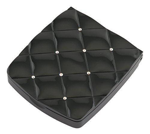 貝印『LED付き約5倍拡大鏡 黒(KQ0332)』
