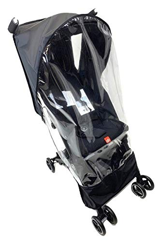 Sashas Rain and Wind Cover for gb Pockit Plus Light Weight Stroller