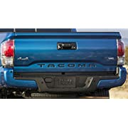 BDTrims | Tailgate Letters for Toyota Tacoma 2016-2019 Plastic Inserts (Black)