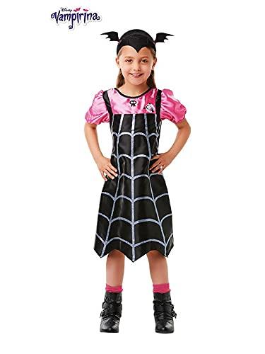 DISBACANAL Disfraz de Vampirina para niña - 3-4 añ