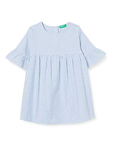 United Colors of Benetton Vestito Vestido para Niñas