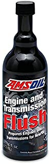 Engine and Transmission Flush by Amsoil
