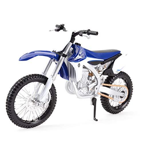 HXGL-Drum Kompatibel mit Yamaha YZ-450F Motorrädern Motorrad-Plastikbausatz Modellsimulation Statische Legierung...
