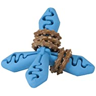 JW Pet Company Slide 'N Snacks Chew Toy, Colors Vary