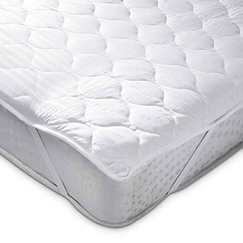 wilko Best Super King Size Mattress Protector (180 x 200cm), Easy-Fit Design, Protects and Extends the Life of Your Mattress