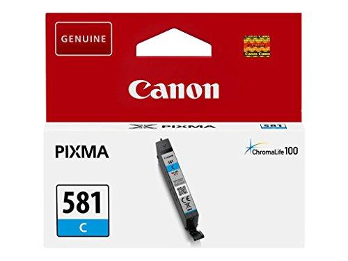 Canon CLI-581 Cartouche C Cyan (Emballage carton)