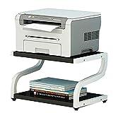XuYuanjiaShop Drucker Ständer Multifunktionale Kreativdrucker Rack-Küche Storage Rack Desktop-Datei-Rack-Copy Rack-Shelf