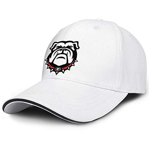 georgia bulldog hats fitted men - 8
