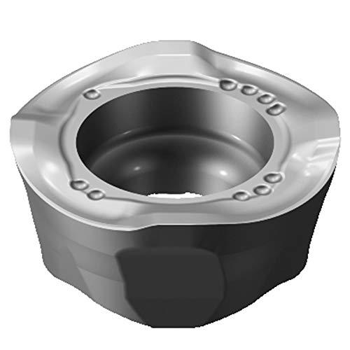 Sandvik Coromant 600R-1045M-MM 1130 Coro Mill 600 Insert for Milling, Carbide, Round, Right Hand Cut, 1130 Grade, AlTiCrN, Wiper, Zertivo Technology (Pack of 10)