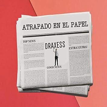 Atrapado en el papel