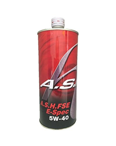 A.S.H.(アッシュ) FSE E-Spec 5W-40 合成油 エンジンオイル 1L