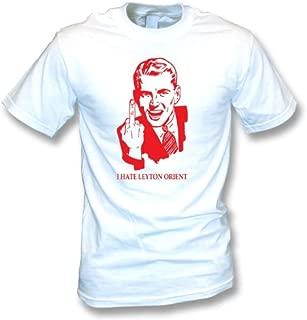 I Hate Leyton Orient T-shirt Dagenham & Redbridge