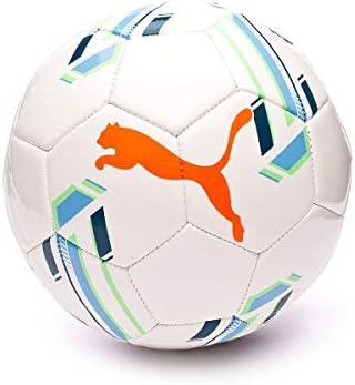 PUMA Futsal 1 Trainer MS WhiteDigiBlueShocking OranjeElektrische