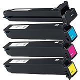 Do it wiser 4 Toner compatibles con Konica Minolta BizHub C203 C253 C200 C353 - TN213K TN213M TN213C TN213Y (4 Pack)