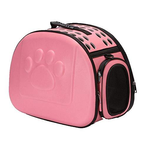 Root of all evil Heimtierbedarf Hund Rucksack Haustier Tasche Faltbare Haustier@Reines Rosa