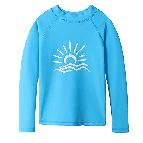 HUAANIUE 2019 Neu Baby Kinder Badeanzug Badebekleidung Zweiteiliges Set UV-Schutzanzug