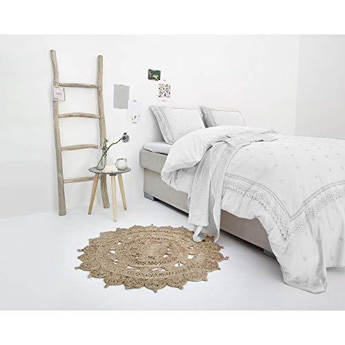 SleepTime Bettwäsche Rl 12 weiß 200 x 220 cm + 2/60 x 70 cm