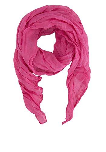 P-Modekontor PM Tuch Baumwolle/Seide pink