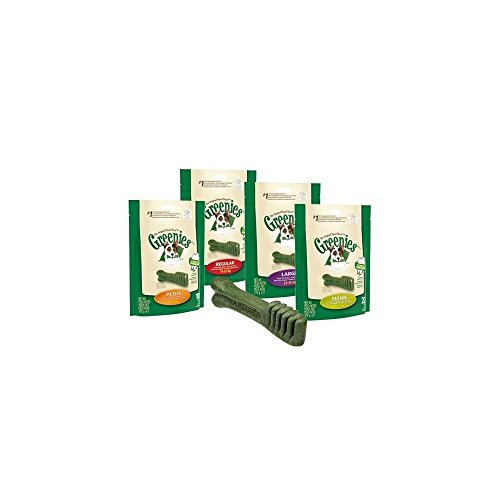 Greenies - Snack Dental para Perros de 8 a 11 kg. Petite