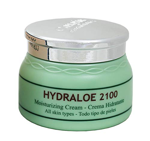 Canarias Cosmetics Hydraloe 2100 Creme, 1er Pack (1 x 250 g), 210011